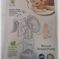 IQ Baby Pompa ASI Manual New Type