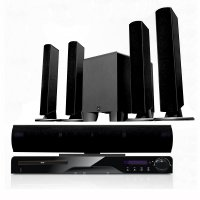 Roadmaster DVD Home Theater 5.1-Channel HT-2014T - Hitam