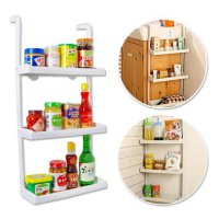 MOVABLE Placement Rack Rak tempel gantung serbaguna storage organizer
