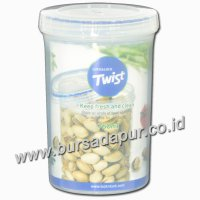Bursa Dapur Lock & Lock Round Food Container 760 ml (LLS123)