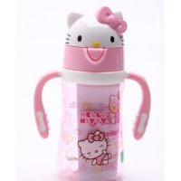 Botol Bayi Kitty Kucing Sedot BPA Free KT3686 350 mL Import