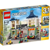 LEGO 31036 : Toy & Grocery Shop