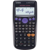 Casio FX 350 ES PLUS Scientific Calculator Kalkulator Sekolah Kuliah
