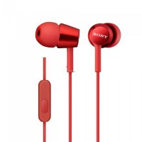 Sony In-Ear Monitor Headphone MDR-EX150AP - Red