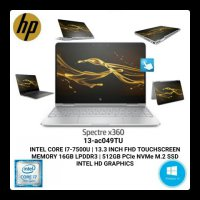 NOTEBOOK / LAPTOP HP SPECTRE X360 13-AC048TU/13-AC049TU