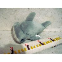Boneka Hiu Putih White Shark Original Wild Republic USA Wild Animal Doll