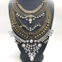 statement necklace /kalung ethnic high quality