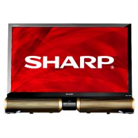 Sharp 32' IOTO Aquos LED TV Hitam - LC-32DX288i