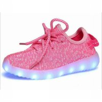 SEPATU LAMPU ANAK ADIDAS YEEZY LOVE RAINDROP LED SHOES!