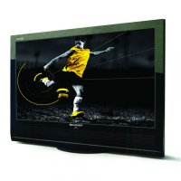 Sharp Aquos LED TV - 19' - LC-19LE150M - Hitam