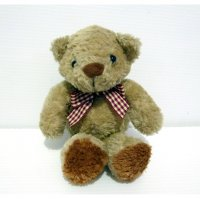 Boneka Teddy Bear Brown Mini Teddy Import Doll