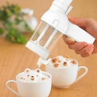 TAKARA TOMY 3D Latte Coffee Art Maker Awatachino japan