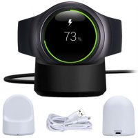 Wireless Charging Dock Cradle Charger For Samsung Gear S2 720 730 732 Classic