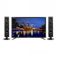 Polytron Led Tv HD Ready PLD32T1500 -Hitam