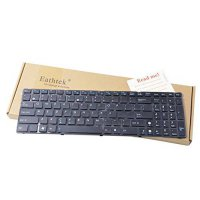 [worldbuyer] Eathtek New Laptop Keyboard with Frame Non-Backlit for Asus K50 K60 K70 F50 P/947071