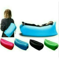 SALE !!! LAZY BAG LAMZAQ LAY BAG AIR BED SOFA ANGIN