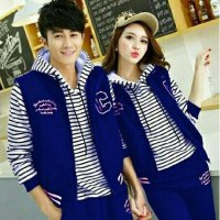 Jacket couple salur