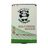 BATTERY BATERAI DOUBLE POWER DOUBLE IC RAKKIPANDA MODEM BOLT ORION 3500mAh