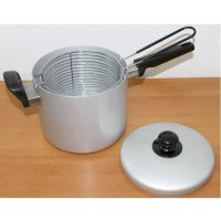 Maspion Multi Fryer SH 18 - Silver