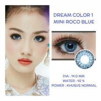 Softlens Dream color Mini Rocco / Soft Lens Dreamcon / Dreamcolor