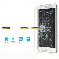 Tempered Glass Samsung E7 / Temper Glass anti gores kaca – Clear