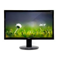 Monitor LED Acer KH202 19,5' Wide Screen