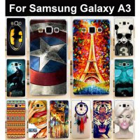 [globalbuy] 22 styles transparent side mobile phone case protective case hard Back cover f/1402464