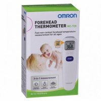 Omron Digital Forehead Thermometer MC-720