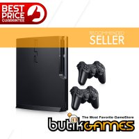 [High Quality] SONY PS3 SLIM CFW Playstation 3 320 GB