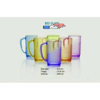 Big Glass Twin Tulipware Promo