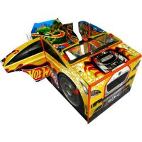 [HelloPandaBooks] Hot Wheels Convertible Racing Car Book