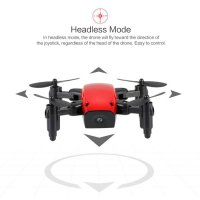 S9 2.4G 4CH 6-axis Mini Drone One Key Return Foldable RC Quadcopter