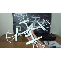 Drone Camera X53F FPV 5.8GHZ with real time Transmission & monitor