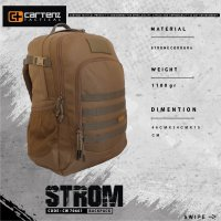 Ransel Cartenz Tactical Strom - CW 70661