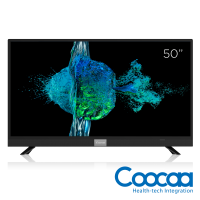 Coocaa 50' Full HD LED Smart TV (50S3A12G) - Hitam