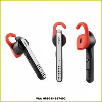 Bluetooth Headset Jabra Stealth Silver / Wireless Headphone Earphone