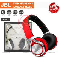 Headset JBL Synchros S44 Sound Tune Metal Strong Bass Headphones
