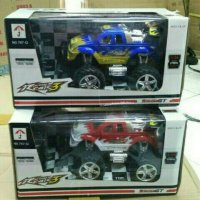 Mobil. Remot Control Bigfoot Rancing Car 3