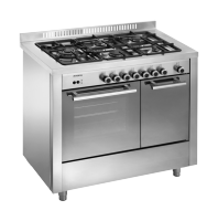 MODENA FC 3052 [ Free Standing Cooker ]