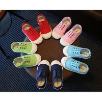 SEPATU ANAK ATTRACTION RUBBER SHOES - 21, Navy