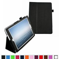 [poledit] Mama Mouth Slim Folding Case for 7.9` acer Iconia A1 A1-830 Android Tablet Black/11804790