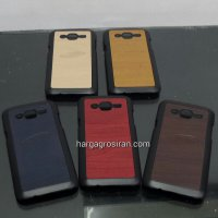 Motif Kayu Samsung Galaxy J5 / Hardcase Lentur / Back Case / Cover Wood