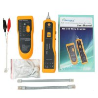 LAN Tester Network wire tracker line finder cable track scan JW-360.