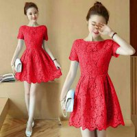 Dress Amber Brukat 111505R