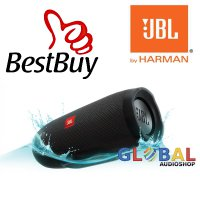 JBL Charge 3 is the ultimate high-powered portable Bluetooth speaker