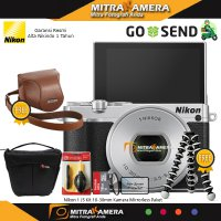 Nikon 1 J5 Kit 10-30mm Kamera Mirrorless Paket