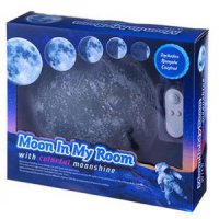 New Moon in My Room 2nd Generation - Lampu Tidur Anak