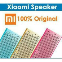 Speaker Bluetooth Subwoofer Stereo Cube Xiaomi Metal Box Hi-Fi Premium
