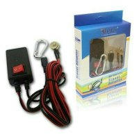 BETTER CHARGER AKI MOTOR / CHARGER HANDPHONE MOTORCYCLE / TRAVEL AKI
