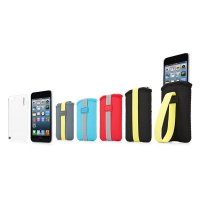 Capdase Karapace Slipin Value Set iPod Touch 5th gen BLACK